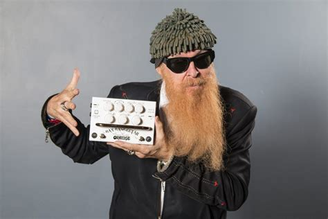 Billy Top by Billy Gibbons Of Zz Top Orange S