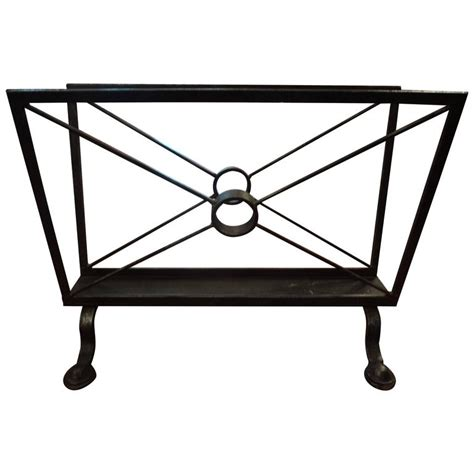 Wrought Iron Magazine Rack by Vintage Wrought Iron Magazine Rack Inspired By Tommi