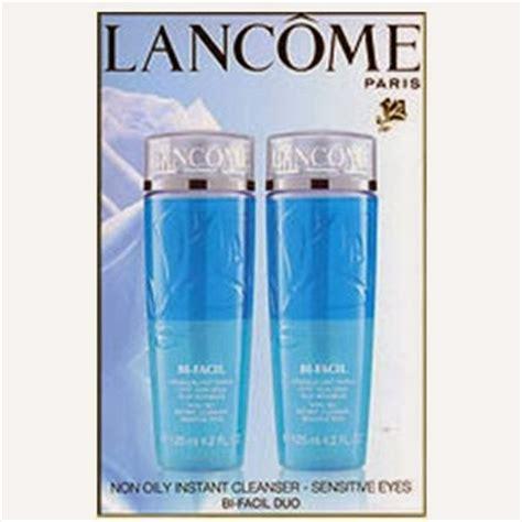 Cleanser Bi Facil Lancome kozmetikkarne lancome bi facil cleanser