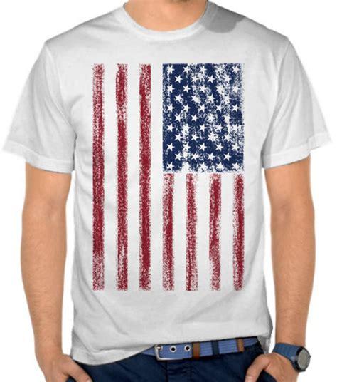 Kaos Bendera 2 jual kaos bendera amerika 3 bendera satubaju