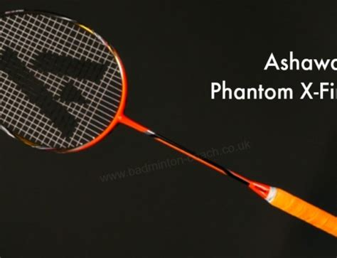 Raket Badminton Apacs Virtuoso 30 Uk arcsaber z slash badminton racquet review
