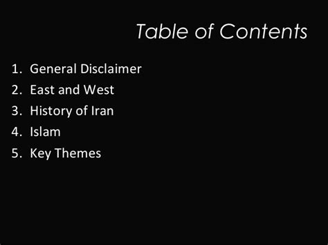 key themes in persepolis intro to persepolis ppt