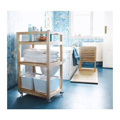 bathroom stool ikea molger storage stool birch ikea