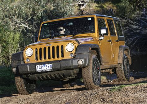 Jeep Wrangler Rubicon Features Jeep Wrangler Unlimited Rubicon X Special Edition 52 000