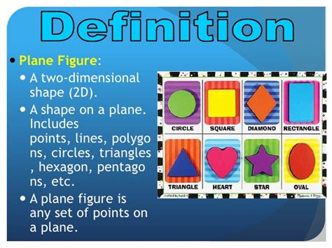 figure definition geometry presentation