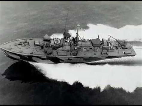 pt boat action reports pt boats youtube
