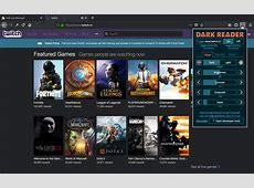 Dark Reader – Holen Sie sich diese Erweiterung für ... Firefox Windows 10