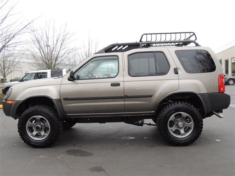 2003 nissan xterra lifted 2003 nissan xterra super charge lifted new mud tires 4x4