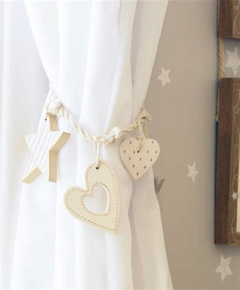 curtain tie backs for kids 17 best images about heart deko on pinterest pink hearts