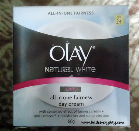 Olay All In One Fairness olay white rich all in one fairness day review