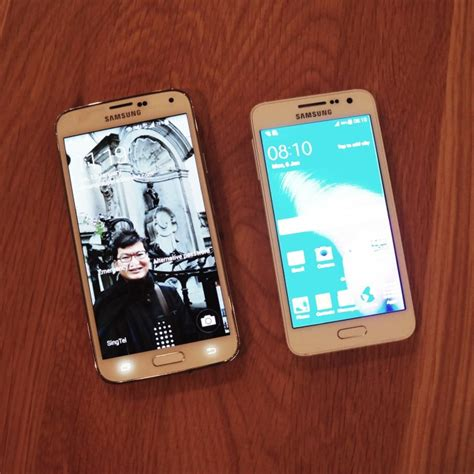 Samsung A3 Vs S5 Samsung Galaxy A3 And A5 Available In Singapore 16 January