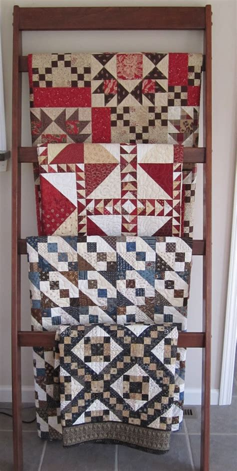 Displaying Quilts by Quilt Display Quilt Storage