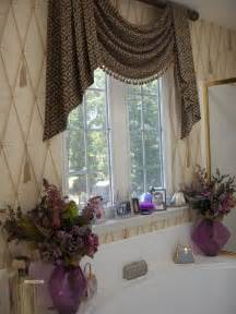 Bathroom Window Curtain Ideas Master Bathroom Window Treatment Curtain Ideas Pinterest