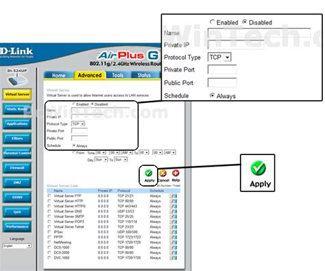 d link forwarding forwarding d link di 624 d linkv5 firmware