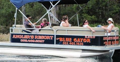 lake mead boat rentals with captain captain bobs pontoon boat rentals dunnellon florida