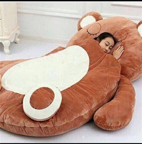 giant teddy bear bed home accessory teddy bear giant teddy bear tumblr