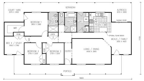 Large Home Floor Plans by Modular Home Large Modular Home Floor Plans
