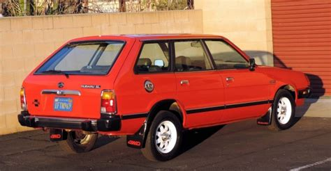 classic subaru wagon my 73 mustang mach 1 carporn