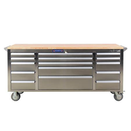 frontier   stainless steel utility tool cabinet