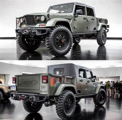 jeep concept truck gladiator 210 best its a jeep thing images on pinterest jeep truck