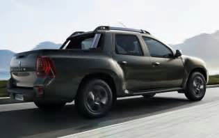 Renault Nissan Duster This Is Renault S New Duster Oroch Small Truck