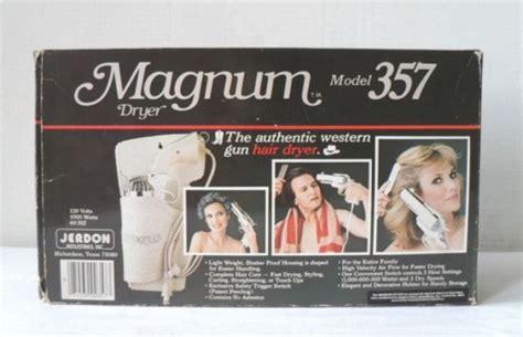 357 Magnum Gun Hair Dryer Ebay the magnum gun hair dryer