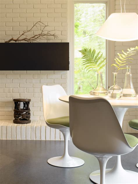 modern kitchen table centerpieces impressive floor vases in entry contemporary with brown walls next to table alongside
