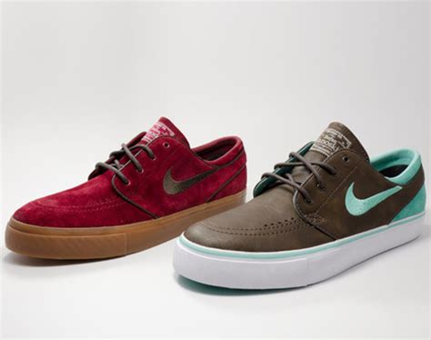 Sepatu Nike Janosky Sb Premium nike sb stefan janoski premium joins nikeid lineup freshness mag