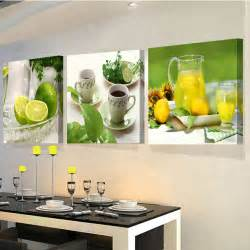 aliexpress buy 3 panels paintings for the kitchen