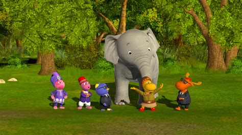 image the backyardigans elephant on the run 34 png the