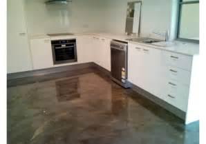 Concrete Kitchen Floor Polished Concrete Epoxy Coatings From Aaa Floors