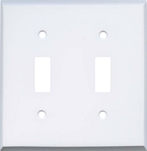White Light Switch Covers white enamel light switch plates outlet covers wallplates