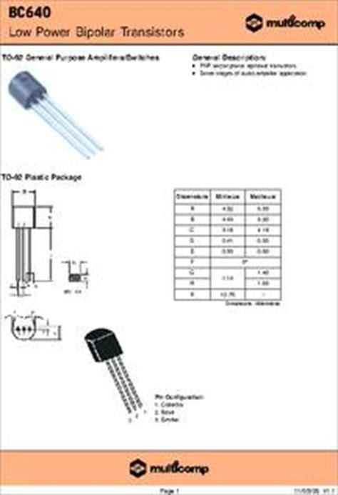datasheet transistor ujt datasheet transistor ujt 2n2646 28 images 2n4870