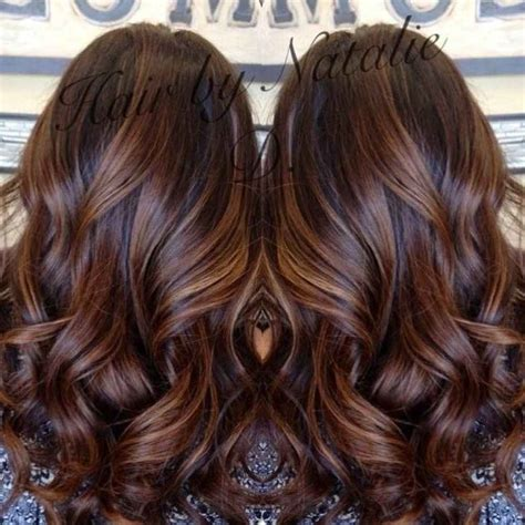 balayage with color 90 balayage hair color ideas with brown and