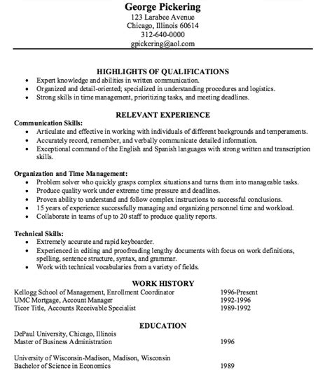 100 accounts receivable resume template attract your
