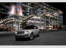 Range Rover, Jaguar Land Rover | Michael Bailie Range Rover
