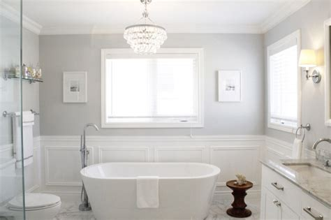 white wainscoting bathroom bathroom wainscoting transitional bathroom valspar
