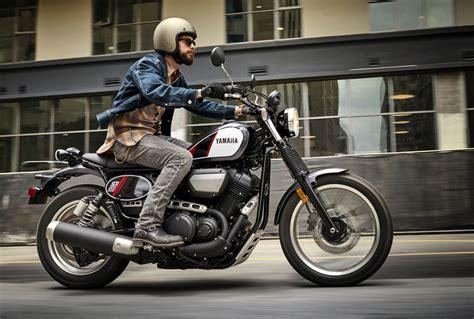 Scrambler Motorrad by Yamaha Unveils Scr950 Scrambler 171 Motorcycledaily