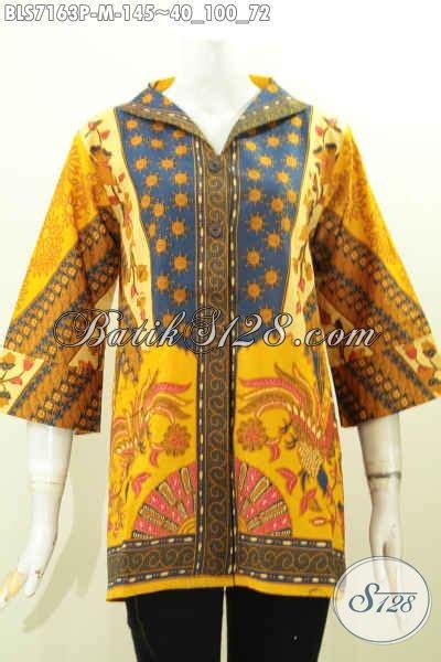 batik blus halus motif klasik busana batik jawa kwalitas