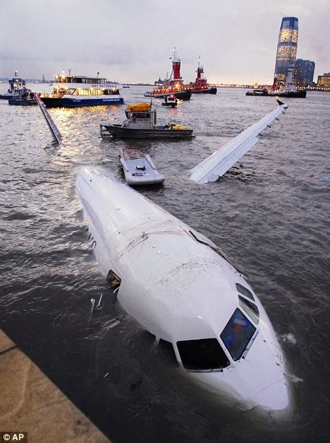 sink or swim after crash landing in the hudson books how bird strike on river plane was 1 in 10 000 chance