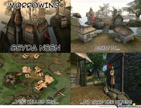 Morrowind Memes - morrowind who else did this by recyclebin meme center