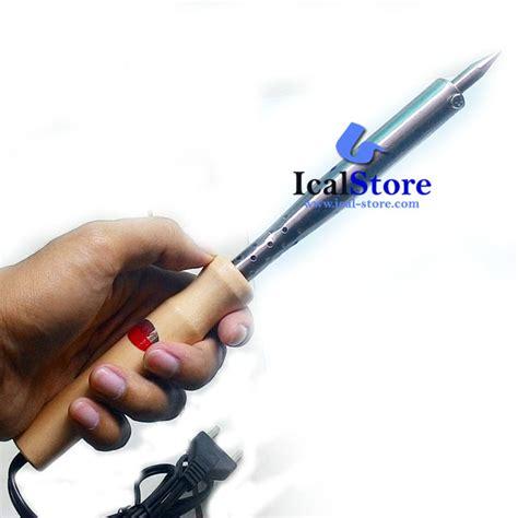 Solder Dekko Ds 60n solder kayu 100 watt ical store ical store