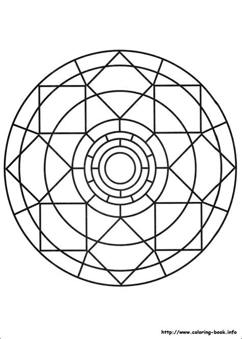 pages book info mandala monday mandala to color from coloring book info 1