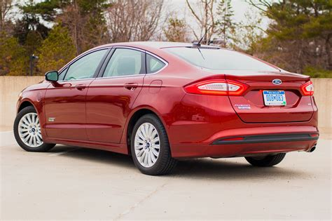 2014 ford fusion energi capsule review 2014 ford fusion energi the about cars