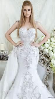 Superior Wedding Gowns 2016 #1: Dar-sara-bridal-2016-wedding-dresses-gorgeous-mermaid-gown-fit-flare-trumpet-bustier-neckline-beaded-crystals.jpg