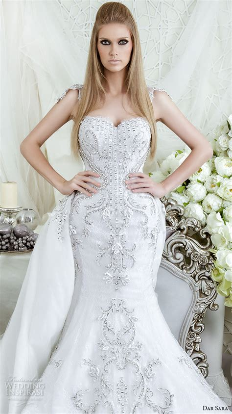 dar 2016 wedding dresses wedding inspirasi