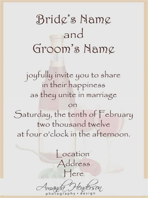 simple wedding invitation wordings for friends wedding invitation quotes for friends in
