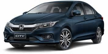 City Honda 2018 Honda City Pricing And Specs Revised Styling New