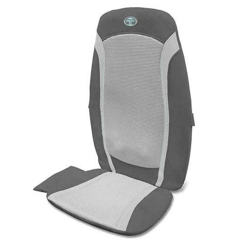 Homedics Chair Massager by B M Homedics Gel Shiatsu Back Massager Chairs
