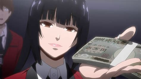 anime kakegurui first impressions kakegurui lost in anime